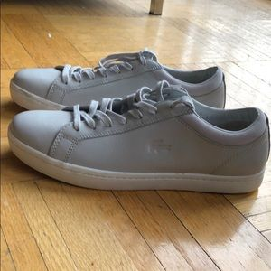 Brand new Lacoste sneakers